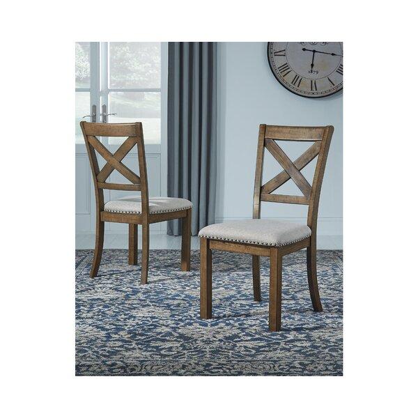 Rustic Elegant Dining Chair Wayfair