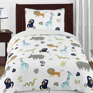 Mod Jungle Comforter Set