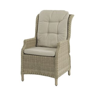 Rysing Reclining Garden Chair With Cushion By Sol 72 Outdoor