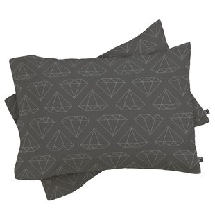 Wesley Bird Diamond Print 1 Pillowcase