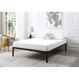 Price comparison Amaia Wood Slat Bed Frame By Alwyn Home