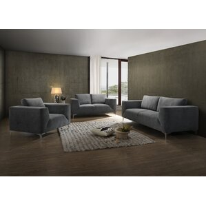 Ivyland Configurable Living Room Set by Wade Logan
