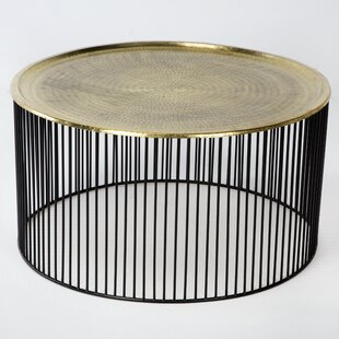 Kole Coffee Table With Tray Top By Bloomsbury Market