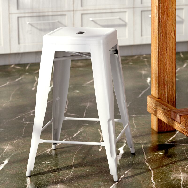 Trent Austin Design Lompoc 24 Quot Bar Stool Amp Reviews Wayfair