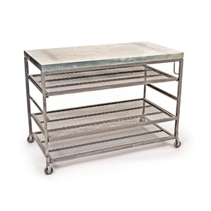 Nathalie Prep Table by 17 Stories Onsale