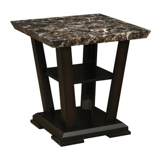 Price comparison Beckett End Table By Latitude Run