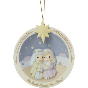 Angels Hanging Figurines Christmas Ornaments You Ll Love In 2021 Wayfair