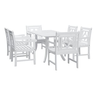 Mahler 7 Piece Patio Dining Set