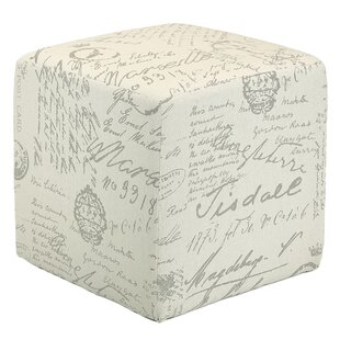 Order Prall Cube Ottoman By Lark Manor