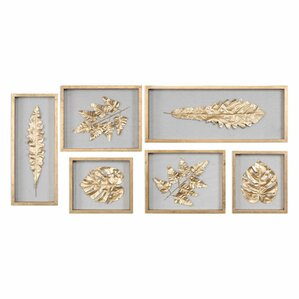 Wall Decor Set 6 foot wall decor | wayfair