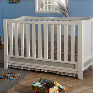 Treviso Forever 3-in-1 Convertible Crib ByPALI
