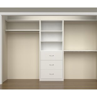 Online Reviews SpaceCreations 56 W - 127 W Closet System By ClosetMaid