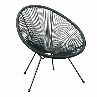 Westberg Woven Basket Patio Chair (Set of 3)