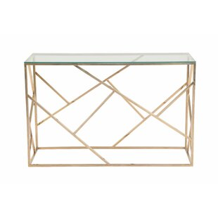 Gillian Console Table By Canora Grey