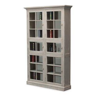 trim tall white black bhp unit display door glass ebay wall led gloss fever light cabinet
