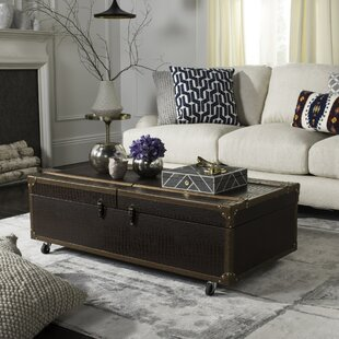 Hassan Coffee Table by World Menagerie