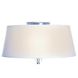 Rojo 3-Light Flush Mount b..