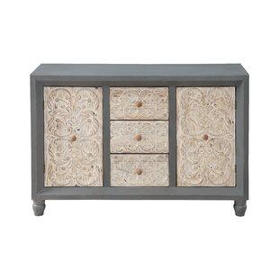 Gadson 3 Drawer Accent Cabinet by One Allium Way