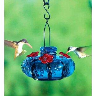 Wind & Weather Bloom Calliope Hummingbird Feeder