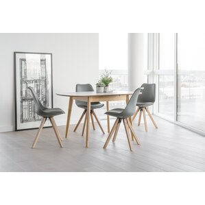 Dean Extendable Dining Set With 4 Chairs