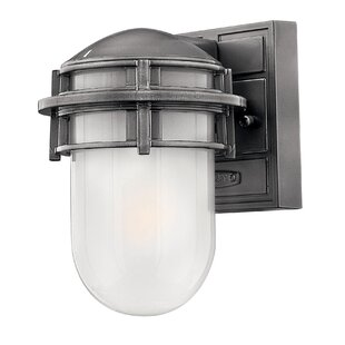 Warriner Outdoor Sconce by Breakwater Bay