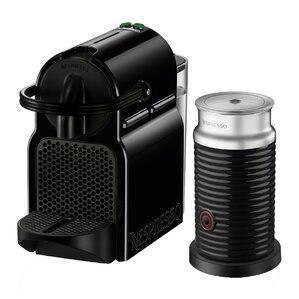 nespresso inissia singleserve espresso machine with aeroccino milk frother - Nespresso Aeroccino
