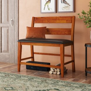 Loon Peak Chiricahua Wood Bench