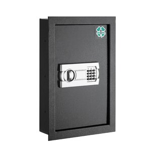 Paragon Safes Lucky Guard Wall Safe with Electronic Lock