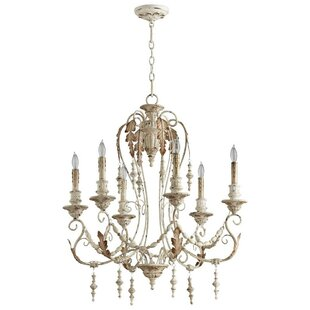 Michal 6-Light Empire Chandelier by House of Hampton