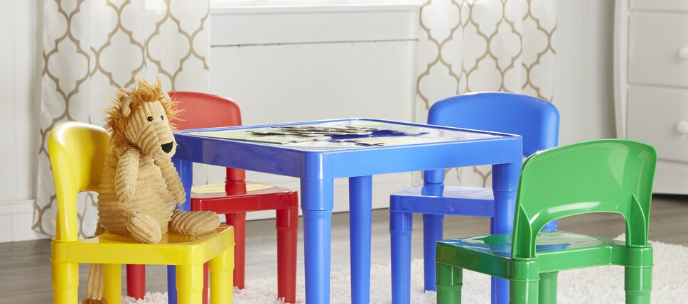 Kids Playroom Furniture & Storage