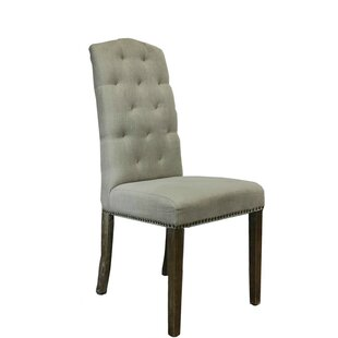 Elza Classic Upholstered Dining Chair by ..