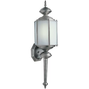 Lucerne 1-Light Outdoor Sconce