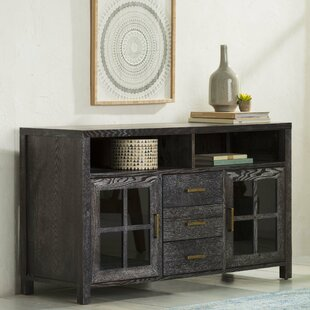 Low priced Emerson TV Stand for TVs up to 48 by Union Rustic Reviews (2019) & Buyer's Guide