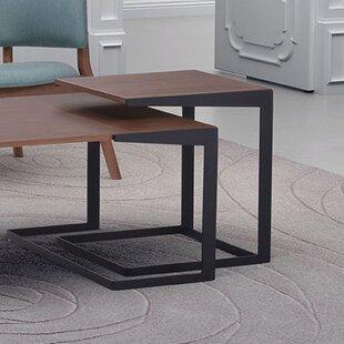 Grund End Table by Brayden Studio