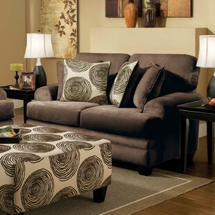 Shop Leesburg Loveseat by Alcott Hill