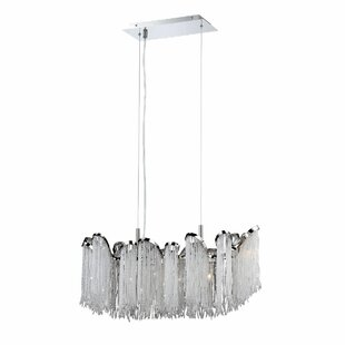 Eurofase Ellena 5-Light Crystal Chandelier