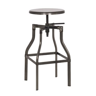 Vauxhall Adjustable Height Bar Stool by T..