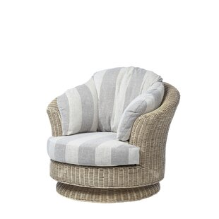 Wayland Swivel Tub Chair By Beachcrest Home