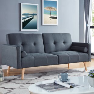 Best Reviews Portwood Convertible Sofa by Turn on the Brights Reviews (2019) & Buyer's Guide