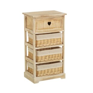Pruitt 4 Drawer Chest By Brambly Cottage