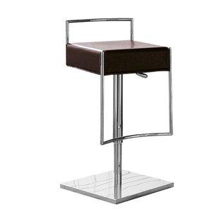 Mark Adjustable Height Swivel Bar Stool by Midj