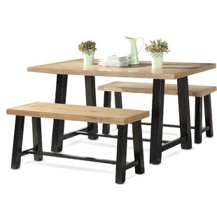 Geraghty 3 Piece Dining Set by Gracie Oaks No Copoun