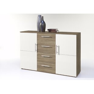 Chaparosa 4 Drawer Combi Chest By Ebern Designs