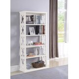 Linehan 66.75'' H x 31'' W Etagere Bookcase by Canora Grey