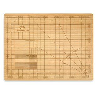 Obsessive Chef Bamboo Cutting Board ByFred & Friends