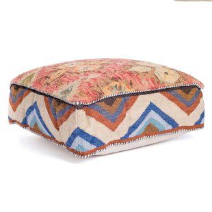 Roopville Pouf by Bungalow Rose