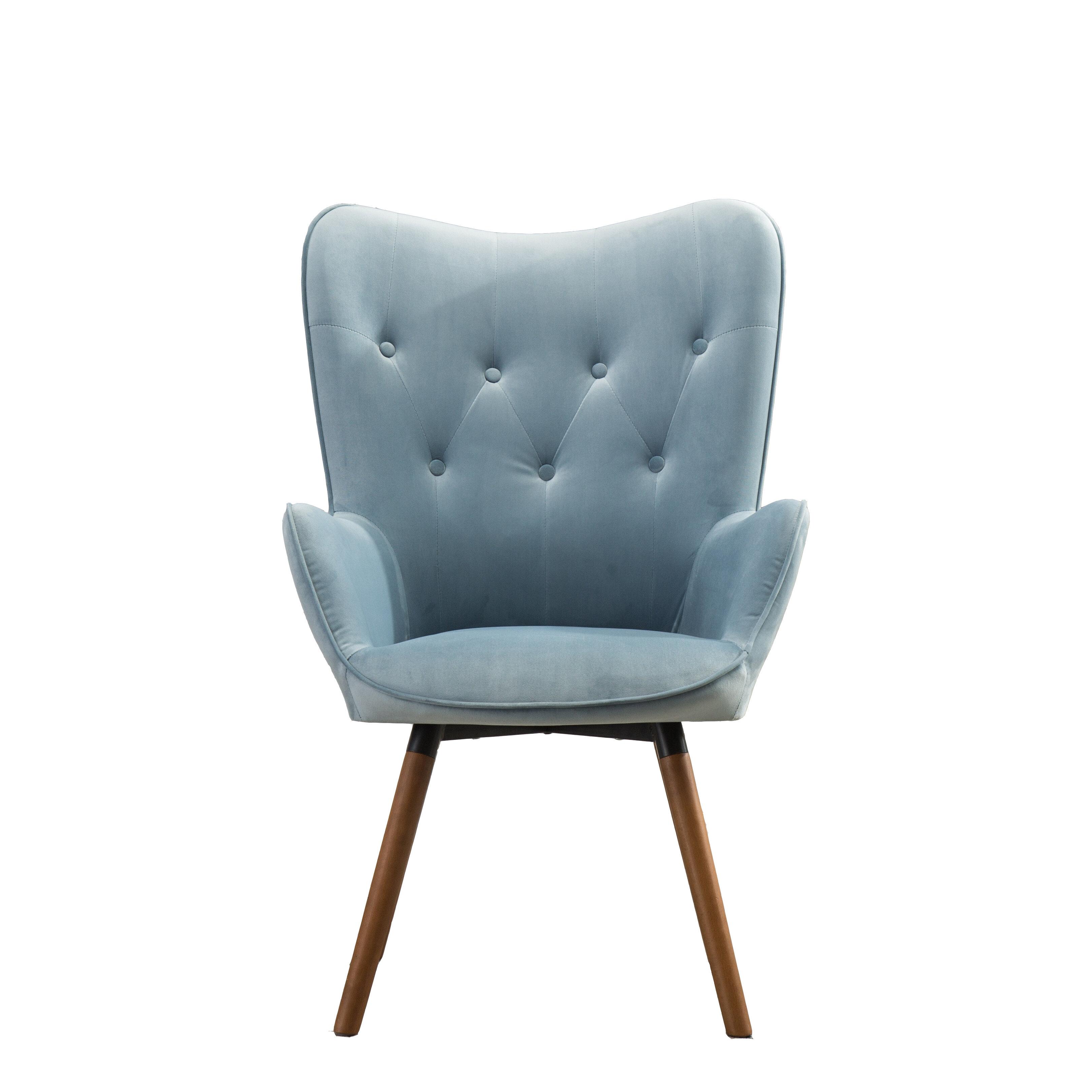 Trent Austin Design Wysocki Tufted Button Back Armchair & Reviews ...