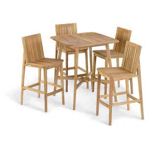 Kentmere 5 Piece Bar Height Dining Set