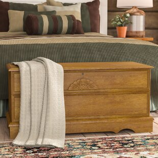 Reviews Amya Cedar Chest with Locking Lid By Mistana