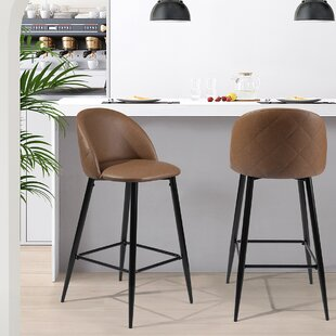 Hollingshead 283 Bar Stool Set of 2